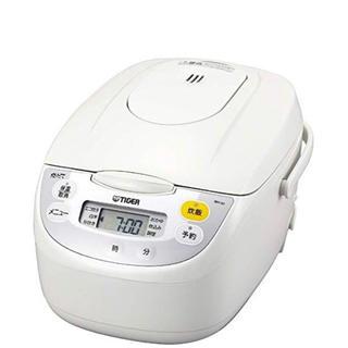 TIGER - タイガー 炊飯器 5.5合 JBH-G101W