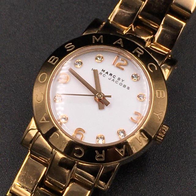 レプリカ 時計 seiko diver / MARC BY MARC JACOBS - マークジェイコブス レディース 時計 新品電池の通販