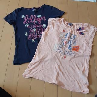トミーヒルフィガー(TOMMY HILFIGER)のトミーヒルフィガー Tシャツ2枚セット(Tシャツ/カットソー)