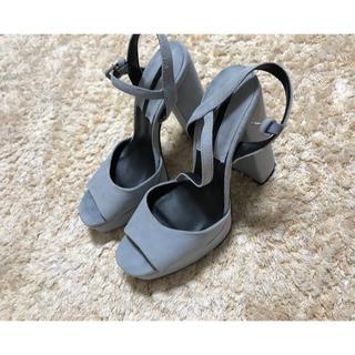 ザラ(ZARA)のZARA 靴(ハイヒール/パンプス)
