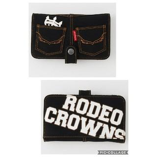 RODEO CROWNS WIDE BOWL - 新品タグ付 ロデオクラウンズ RCWB Wash vintage モバイルケース