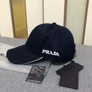 プラダ(PRADA)のプラダ キャップ 新品未使用品 正規品(キャップ)