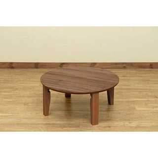 uhrr65Rosslea 折り畳みテーブル 65Φ WAL(折たたみテーブル)