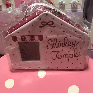 Shirley Temple - 新品未開封 シャーリーテンプル  ノベルティ ドールハウス ボックス バッグ