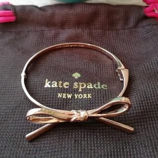 kate spade new york - kate spade リボンバングル