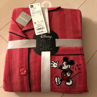 GU - 新品タグ付きGUのパジャマ ミッキーマウス