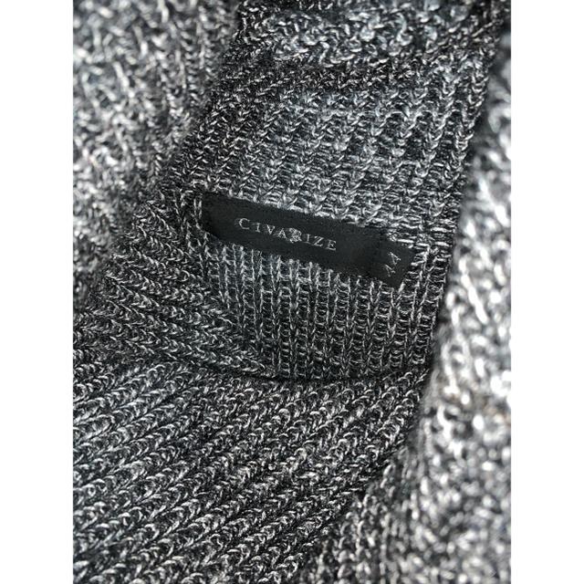 FUGA(フーガ)の【CIVARIZE】ドレープタートルネック メンズのトップス(ニット/セーター)の商品写真