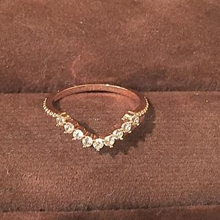 ジルコンダイヤのリング 11号(リング(指輪))