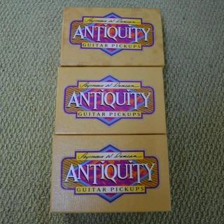 イーエスピー(ESP)のSeymour Duncan ANTIQUITY 3個セット(パーツ)