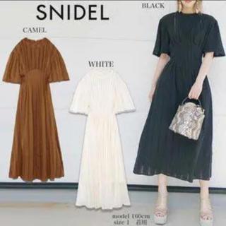 snidel - SNIDEL 2019 完売 コットン レース ワンピース