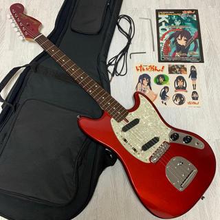 けいおん ☆ K-ON!オリジナルブランド 中野梓 モデル ギター ムスタング (エレキギター)