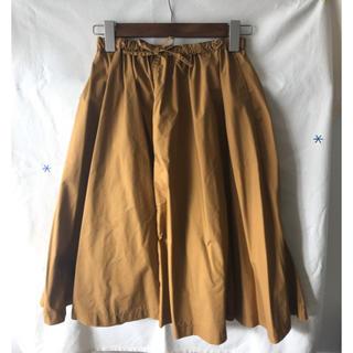 MUJI (無印良品) - フレアスカート 無印良品