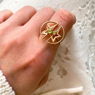 スタージュエリー(STAR JEWELRY)のスタージュエリー K10 リング💍(リング(指輪))