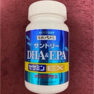 サントリー(サントリー)のサントリー 自然のちから DHA&EPA+セサミンEX オリザプラス 112粒(ビタミン)