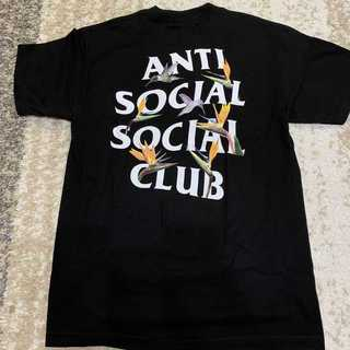 ASSC PAIR OF DICE BLK TEE 黒XL