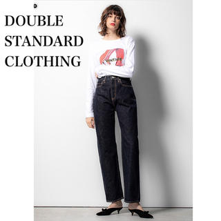 ダブルスタンダードクロージング(DOUBLE STANDARD CLOTHING)のダブスタ*リジットデニムパンツ(デニム/ジーンズ)