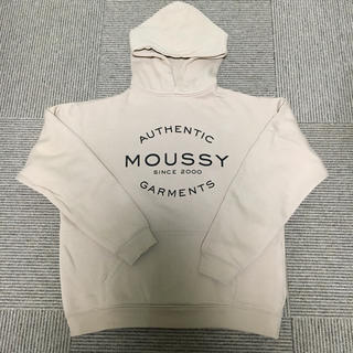moussy - マウジー★ロゴパーカー