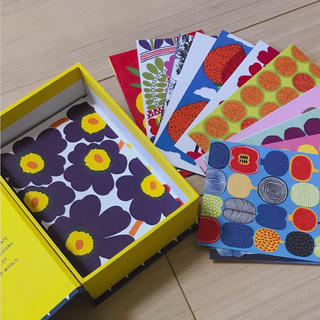 marimekko - マリメッコ  ポストカード 50枚