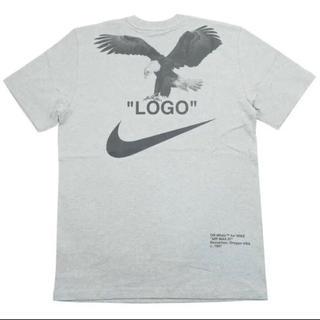 ナイキ(NIKE)のNIKE THE 10 M NRG A6 TEE グレー XS(Tシャツ/カットソー(半袖/袖なし))