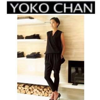 BARNEYS NEW YORK - 【クリーニング店仕上済】YOKOCHAN ヨーコチャン オールインワン パンツ