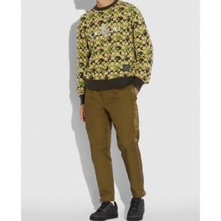 COACH - bape coach sweatshirt
