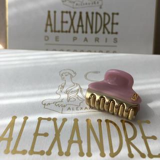 アレクサンドルドゥパリ(Alexandre de Paris)の新品☆  アレクサンドル ドゥ パリ ヴァンドーム クリップ baby(バレッタ/ヘアクリップ)