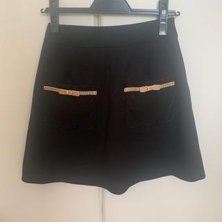 ロディスポット(LODISPOTTO)のLODISPOTTO 台形スカート (ミニスカート)