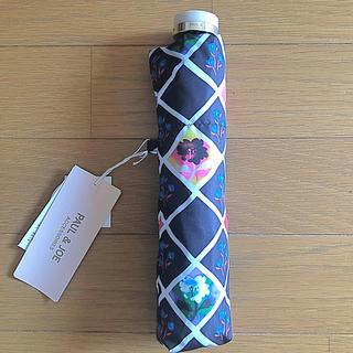 ポールアンドジョー(PAUL & JOE)のポール&ジョー♡折りたたみ傘✨新品✨(傘)
