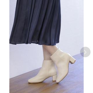 ナチュラルビューティーベーシック(NATURAL BEAUTY BASIC)のにしこ様専用🌼 ナチュラルビューティー ショートブーツ(ブーツ)