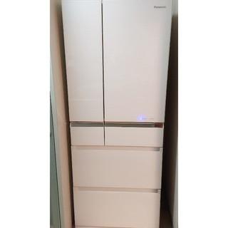 Panasonic - 【送料無料】Panasonicパナソニックの474Lフレンチドア(6ドア)冷蔵庫