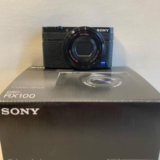 SONY - SONY DSC-RX100 美品