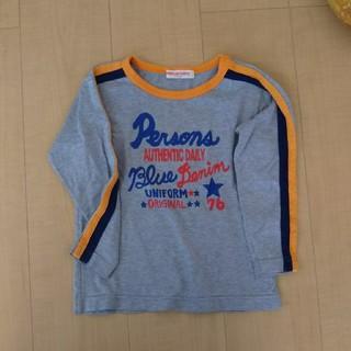 パーソンズキッズ(PERSON'S KIDS)のPERSON'Z KIDS 長袖 110(Tシャツ/カットソー)