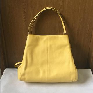 COACH - コーチ ショルダーバッグ 黄色