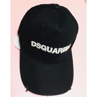 ディースクエアード(DSQUARED2)のDSQUARED2 帽子 D SQUARED2 キャップ(キャップ)