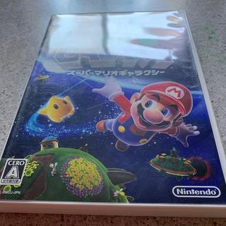 スーパーマリオギャラクシー Wii