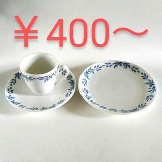 フェリシモ(FELISSIMO)の非売品 ポージーカップシリーズ~16~ 3点セット(食器)