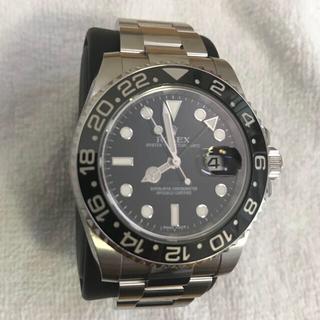 ROLEX - ロレックス GMTマスター2 116710LN 中古