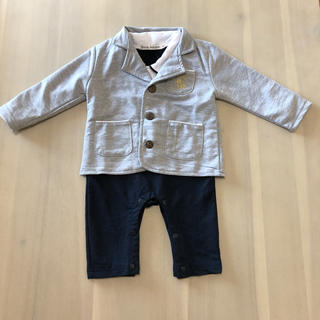 ベルメゾン(ベルメゾン)のジャケット付きフォーマルロンパース(ドレス/フォーマル)