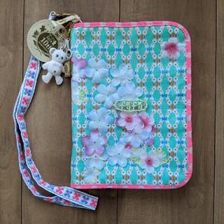 fafa - [美品] fafa 10周年記念 ストラップ付き 母子手帳ケース Lサイズ