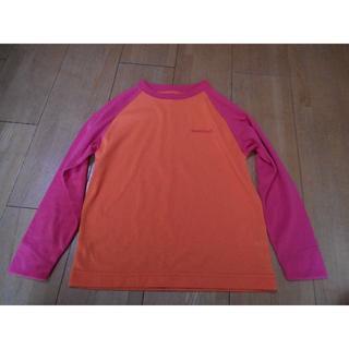 モンベル(mont bell)のモンベル キッズ シャツ 120センチ(Tシャツ/カットソー)