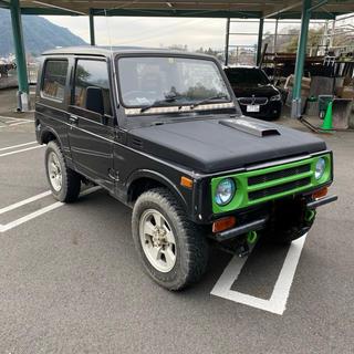 スズキ - ジムニー JA11 4WD MT5 車検付き