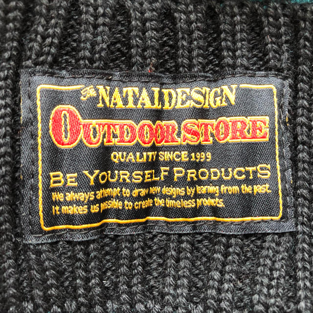 NATAL DESIGN(ネイタルデザイン)のNATAL DESIGN HARPER メンズの帽子(ニット帽/ビーニー)の商品写真