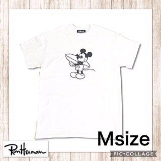 Ron Herman - Ronherman(ロンハーマン)Disney Mickey Tシャツ Mサイズ