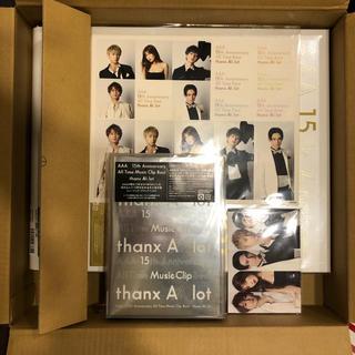 トリプルエー(AAA)のAAA ベストアルバム Thanx A lot  初回生産限定盤(ミュージック)