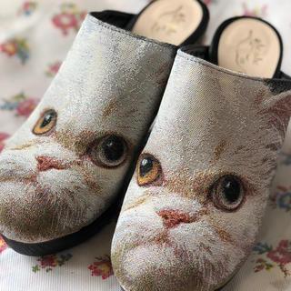 AHCAHCUM.muchacha - あちゃちゃむ 新品ネコ靴
