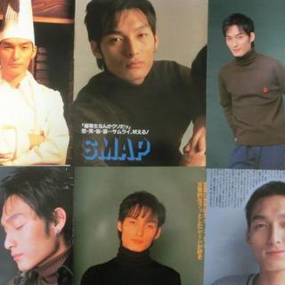 スマップ(SMAP)の2 SMAP 切り抜き 草彅剛 132P(アイドルグッズ)