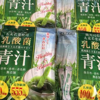 乳酸菌青汁 4袋(青汁/ケール加工食品)