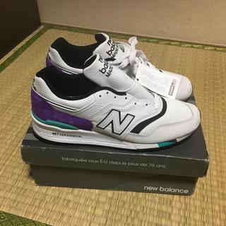 ニューバランス(New Balance)の新品未使用 ニューバランス M997WEA 29cm アメリカ製(スニーカー)