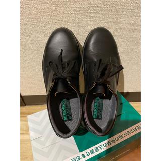 安全靴 24.5センチ 箱付き(その他)