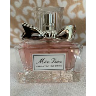 Christian Dior - ミスディオール アブソリュートリーブルーミング